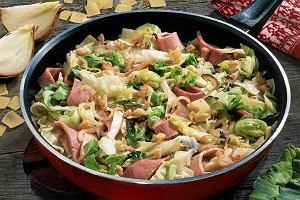 Łazanki z kapustą - jak odchudzić tradycyjne polskie danie?
