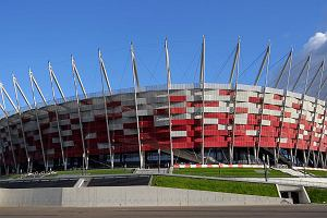 """""""Gazeta Polska codziennie"""": Zamkn� Stadion Narodowy?"""