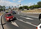 Trasa �rednicowa za 40 mln z� korkuje miasto