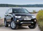 Mitsubishi Pajero Sport ponownie w ofercie