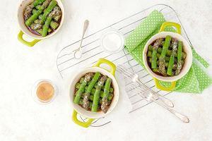 Sezon na szparagi jest krótki - wykorzystaj go dobrze! Przepisy od śniadania po kolację
