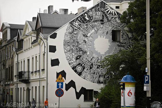 Dzkie murale w cnn zobacz co poka w telewizji for Mural na tamie w solinie