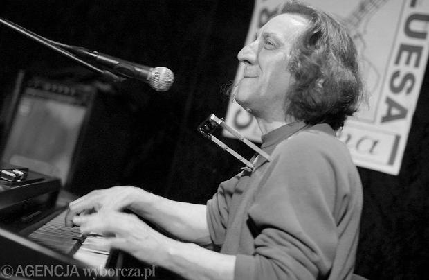 Dziś nad ranem zmarł  muzyk, kompozytor i wokalista Śląskiej Grupy Bluesowej.