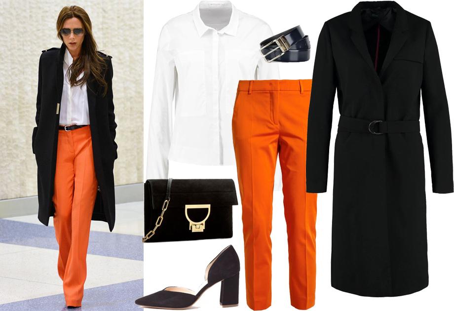 Victoria Beckham - stylizacja
