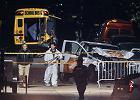 Atak w Nowym Jorku. Osiem osób nie żyje. Donald Trump zapowiada zaostrzenie kontroli