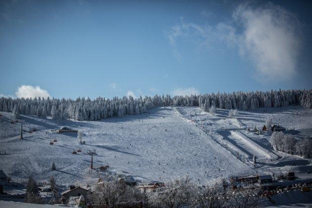 Zdjęcie numer 0 w galerii - Polskie stoki. Winterpol - Zieleniec [ZDJĘCIA]