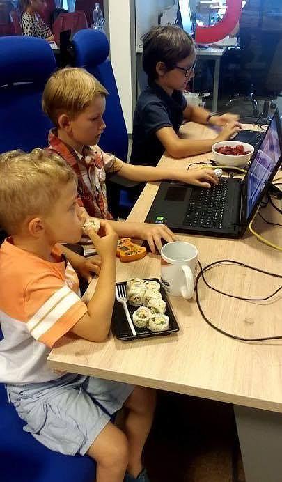 Dzieci w pracy