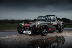 Caterham Seven 620S | 3,4 s do setki