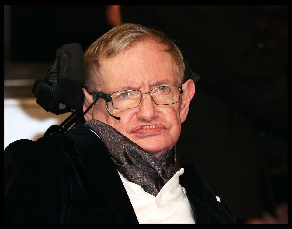 Zdjęcie numer 1 w galerii - Sztuczna inteligencja nas zniszczy - ostrzega Stephen Hawking