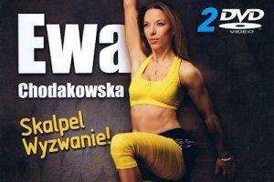 Skalpel - efekty ćwiczeń z Ewą Chodakowską
