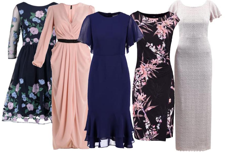 Sukienki na komunię dla babci