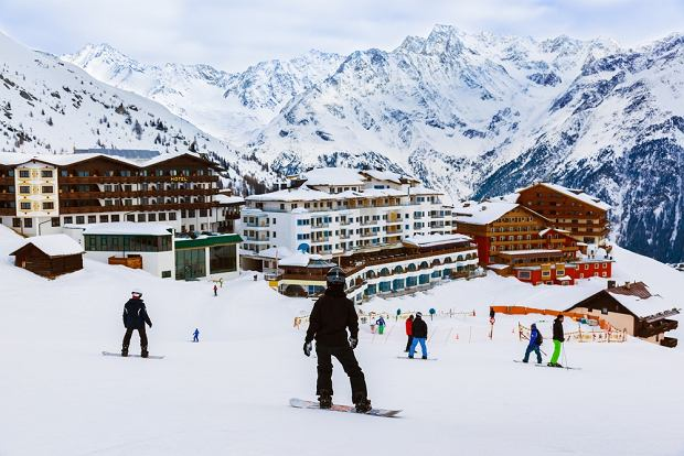 Austria narty: Najlepsze o�rodki narciarskie Tyrolu [PRZEGL�D]