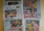 """ME w pi�ce r�cznej. Polska prasa po wygranej ze Szwecj�: """"Piotr Wielki"""", """"R�ce, kt�re lecz�"""""""
