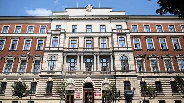 Urząd Wojewódzki przy ul. Basztowej