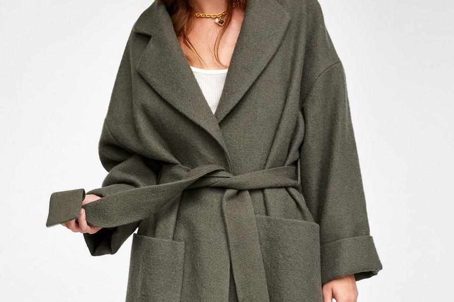płaszcze damskie Zara