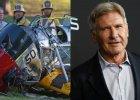 Harrison Ford mia� wypadek lotniczy. Dozna� powa�nych obra�e�
