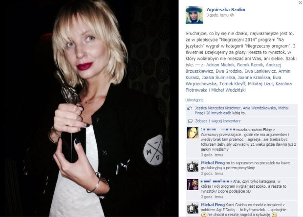 Agnieszka Szulim
