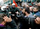 Radykalni islamiści, skrajna prawica, lewacy i chuligani. Ekscesy w Wuppertalu