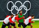 Hiszpa�scy olimpijczycy ju� w strojach na Londyn. Hipsterzy umr� z zazdro�ci