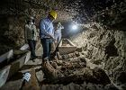 W Egipcie sensacja goni sensację: archeolodzy odkryli co najmniej 17 mumii. Zbliża się początek sezonu turystycznego