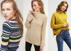 Swetry - czyli wielki powrót golfów i kaszmirowych bluzek