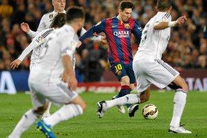 Badania: Messi najlepszym napastnikiem w 2015 roku, Ronaldo 29.