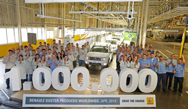 Dacia/Renault Duster | Ju� milion egzemplarzy