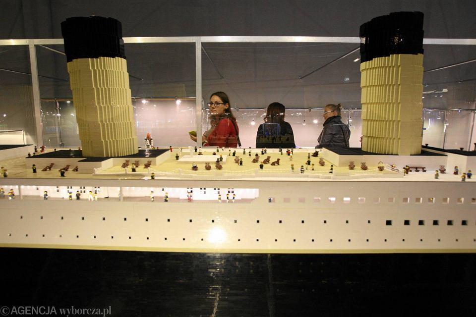 Największa Wystawa Klocków Lego W Lublinie Duże Zdjęcia Zdjęcie Nr 1