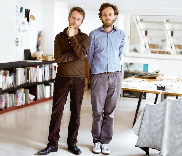 Ronan i Erwan Bouroullecowie, projektanci, design