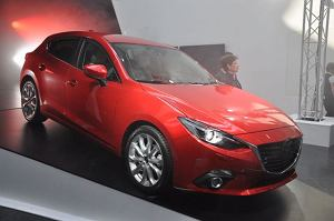 2013 Mazda 3 - prezentacja w Londynie
