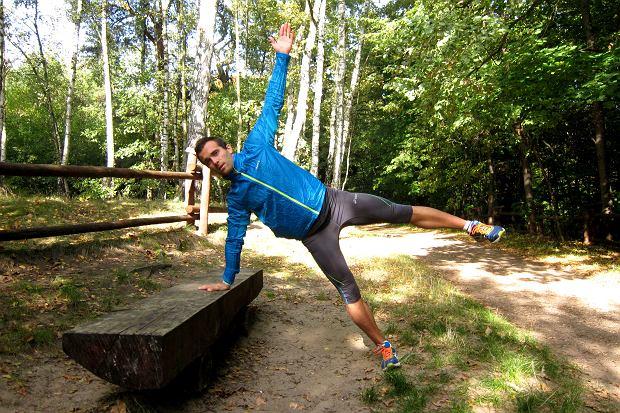 bieganie terenowe, trening, stabilizacja