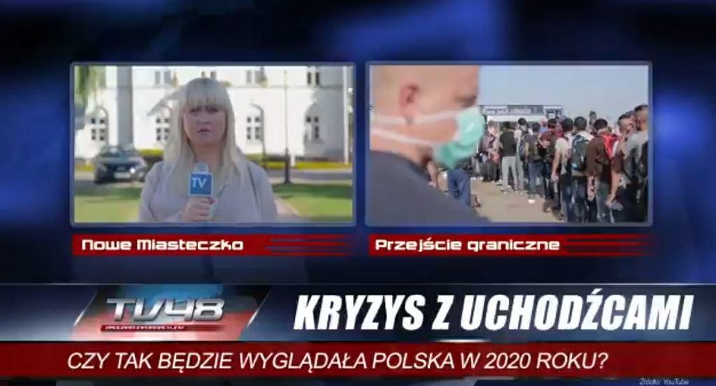 PiS przed wyborami samorządowymi wypuściło spot, straszący imigrantami