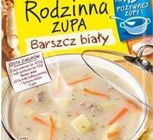Nowe Rodzinne Zupy WINIARY w 5-ciu smakach - pożywna zupa dla całej rodziny