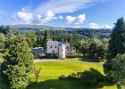 Tutaj mieszkał szkocki Robin Hood. Zamek Duchray wystawiony na sprzedaż - co za widoki