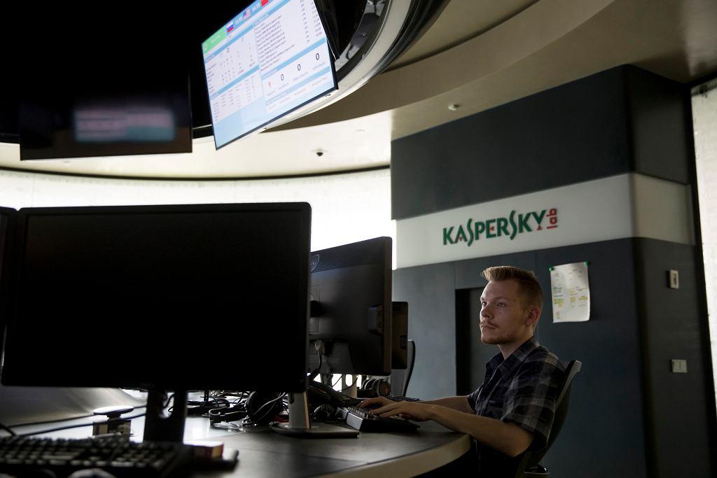 Moskiewska siedziba Kaspersky Lab