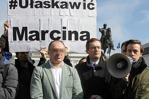 """Skazany za pobicie policjanta chce ułaskawienia. Pisze list do """"pierwszego obywatela kraju dumnych potomków Lechitów..."""""""
