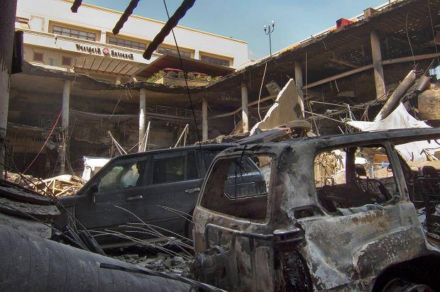 Mossad ostrzega� w�adze Kenii przed atakiem terrorystycznym na centrum Westgate