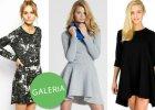 Naj�adniejsze sukienki na jesienne dni ze sklep�w internetowych - ponad 60 propozycji