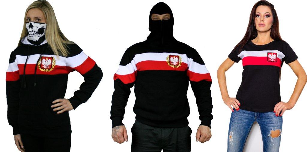 aa874eca2 Bóg, Bluza, Ojczyzna. Skąd wzięła się moda na patriotyczną odzież i ...