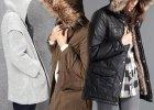 Kurtki i płaszcze z kapturem od 149,90 zł: kolekcje jesienno - zimowe