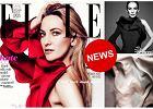 """Eteryczna Kate Hudson w """"ELLE UK"""" - wyrafinowana sesja, pi�kne uj�cia"""