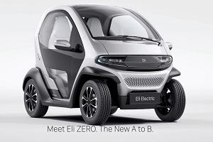 Targi CES | Premiera Eli ZEO Electric City Car