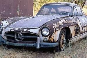 Zapomniane legendy motoryzacji