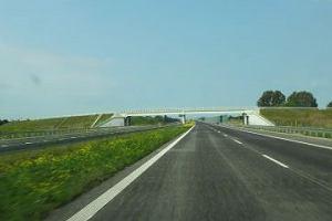 Autostrada A2 ca�y czas przejezdna