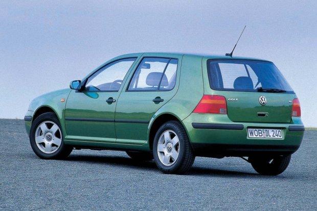 Volkswagen Golf IV 5d