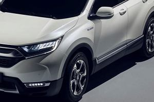Hybrydowa Honda CR-V we Frankfurcie. Nowy SUV nareszcie w Europie
