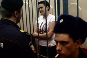 Nadia Sawczenko pozostanie w areszcie w Moskwie. Pilotka og�osi�a bezterminow� g�od�wk�