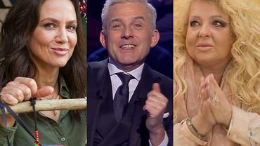 Kinga Rusin, Hubert Urbański, Magda Gessler