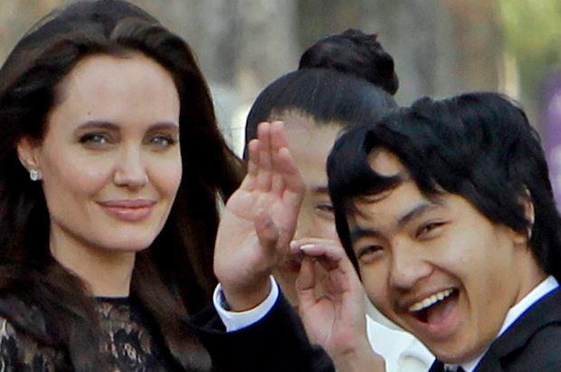 Angelina Jolie, Maddox, Pax