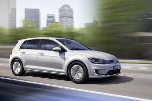 Volkswagen e-Golf | Z dużo większym zasięgiem